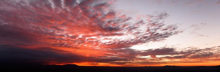 Himalayan Sunrise (219x76cm) - Image 0