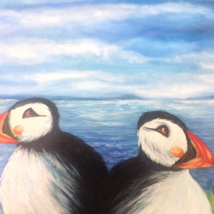 The puffin boys  - Image 0