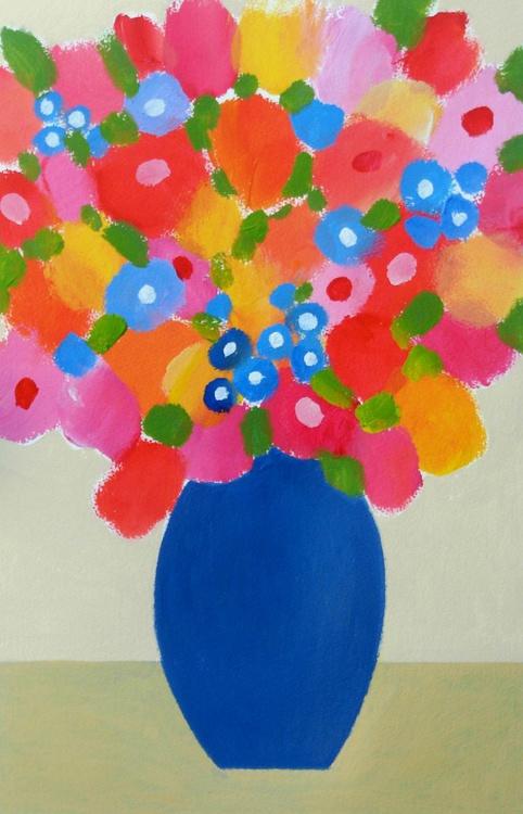 The Blue Vase 2 - Image 0