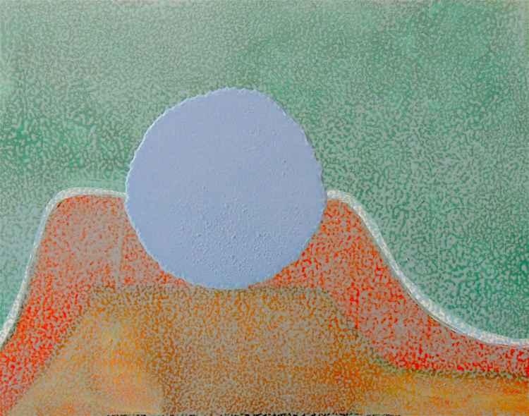 Red Mound, Blue Moon