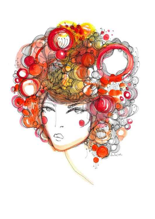 Organic Swirls -