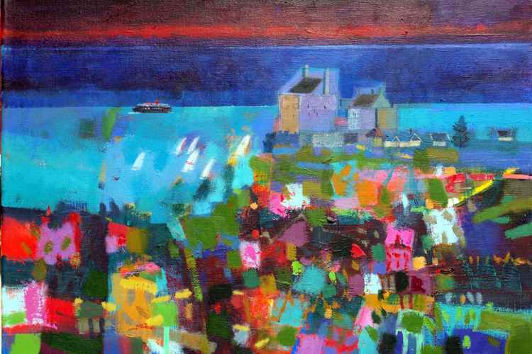 Castle Duart, Isle of Mull -