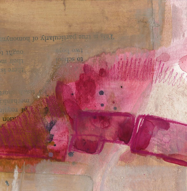 Abstraction 16 - 15 - Abstract Mixed Media Painting - Image 0