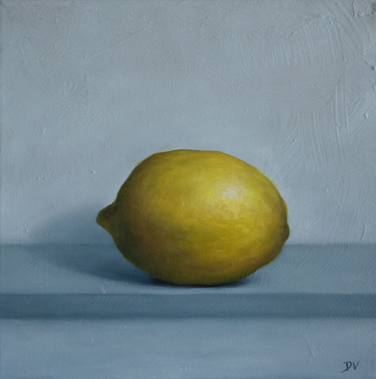 Still life lemon II - Image 0