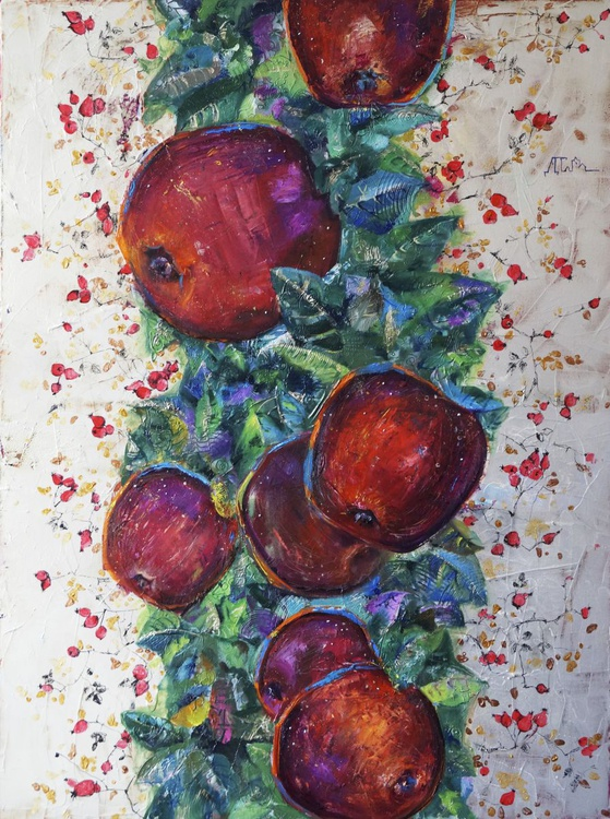 Apple and rosehips - Image 0
