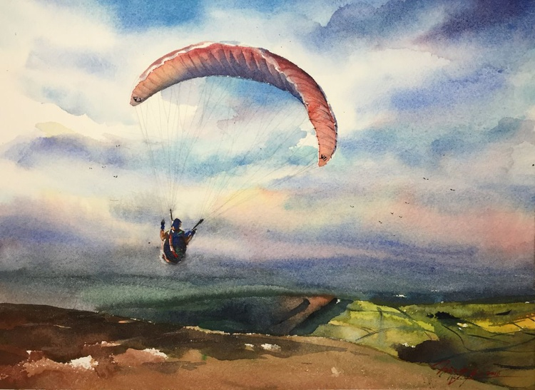 Parachute Glider - Image 0