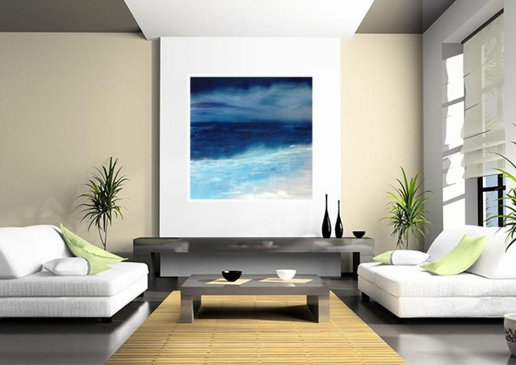 Cool blue seas - Image 0