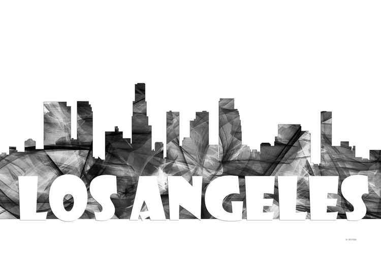 Los Angeles Skyline BG2 -