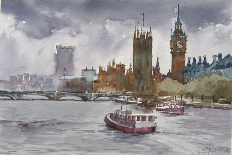 Grey Thames - Image 0