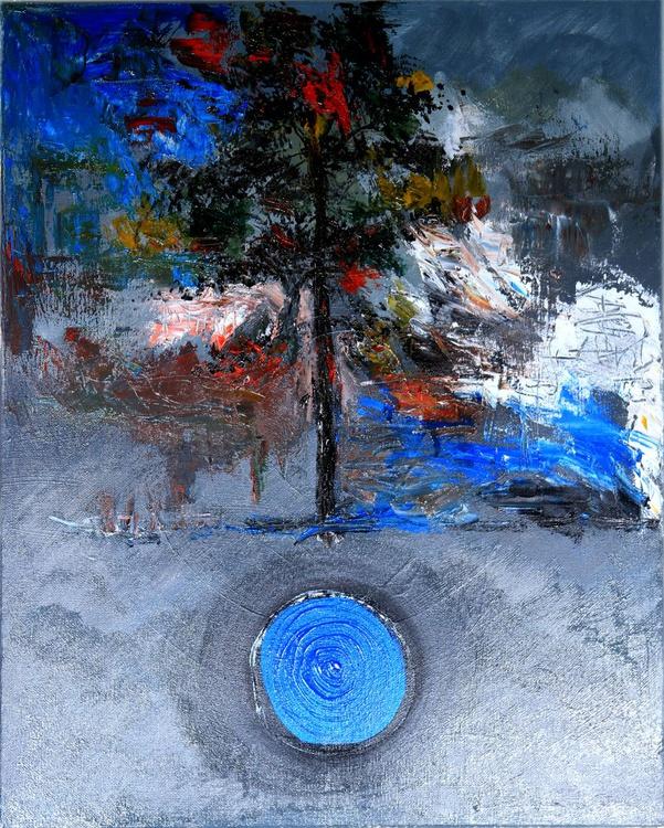Tree Source Blue - Image 0