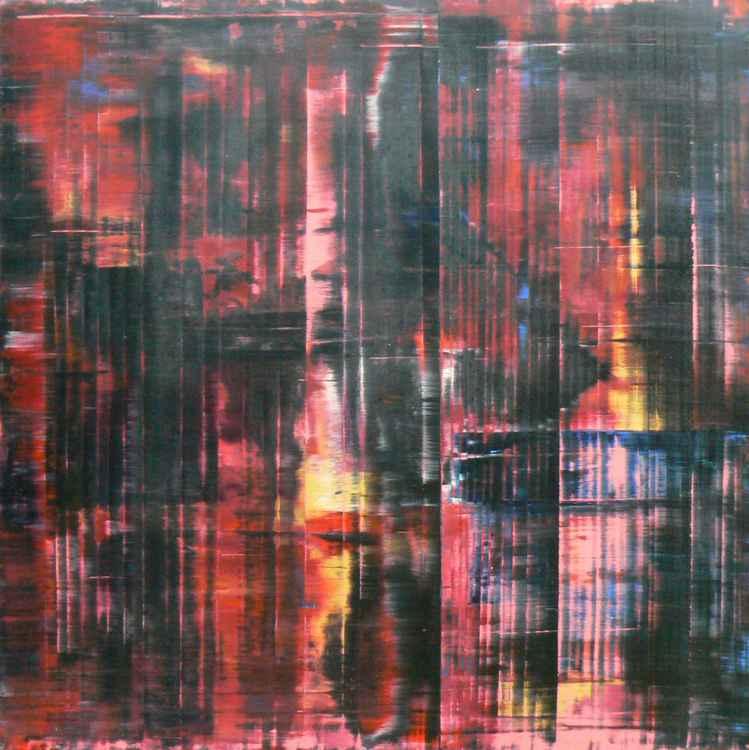 Richter Scale - Dark Heat - DESTROYED -