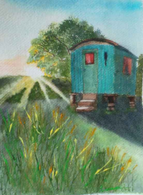 The Old Shepherd Hut -