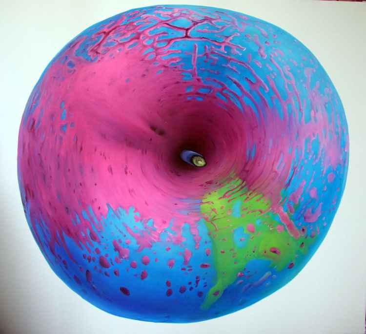 apple planet---Avada