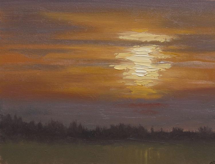 Winter Sunrise - Image 0