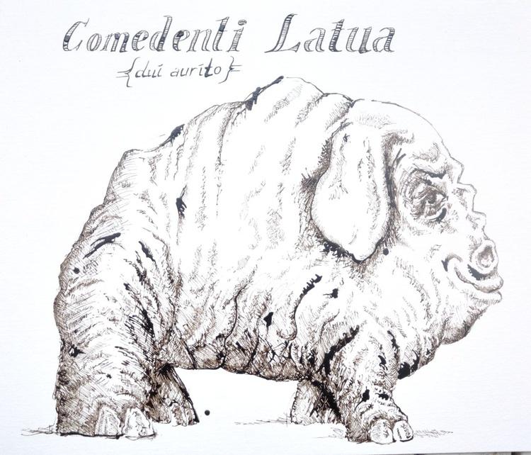 Comedenti Lactua {dui aurito} - Image 0