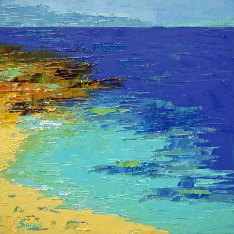 Blue Sea (ref#:1196-19Q) -