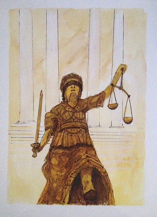 Justice (commissioned work) - Image 0