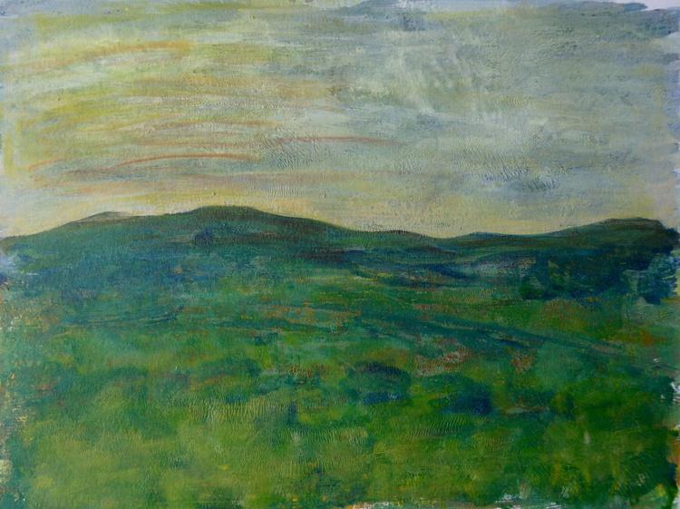 Lush green hills - Image 0
