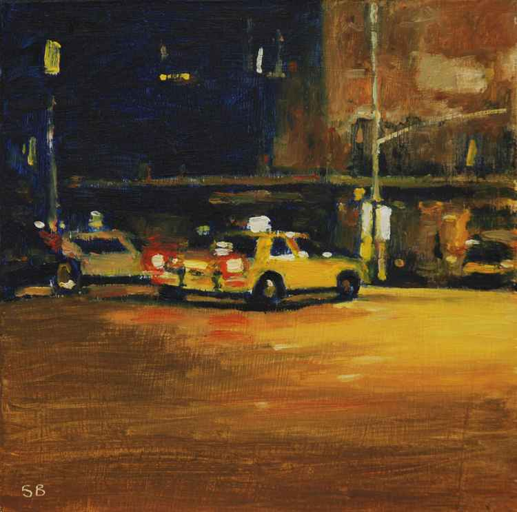 Yello cab New York -