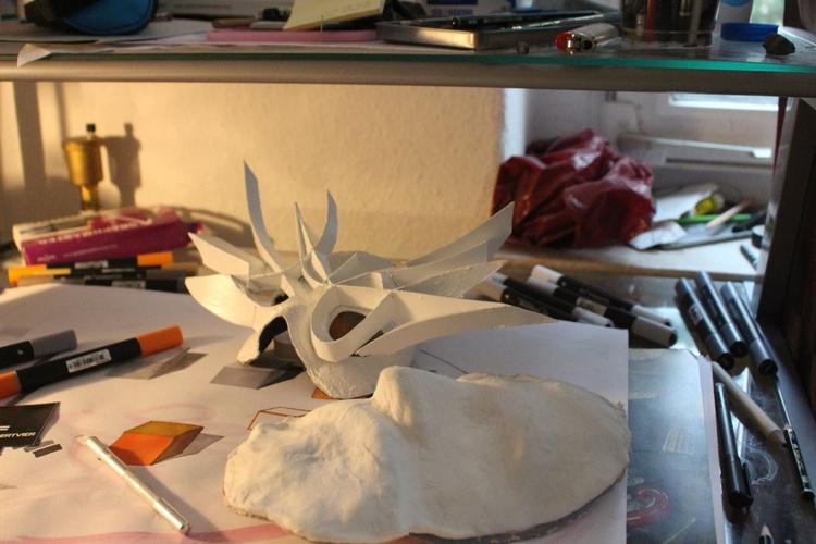 Max's Masks (Dichka #1) - Image 0