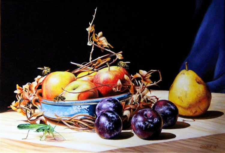 Fruits and insects - Image 0
