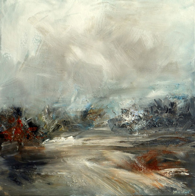 Winterscape till Christmas 19 - Image 0