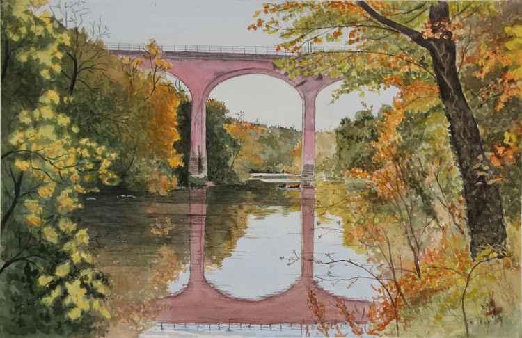 Croxdale Viaduct -