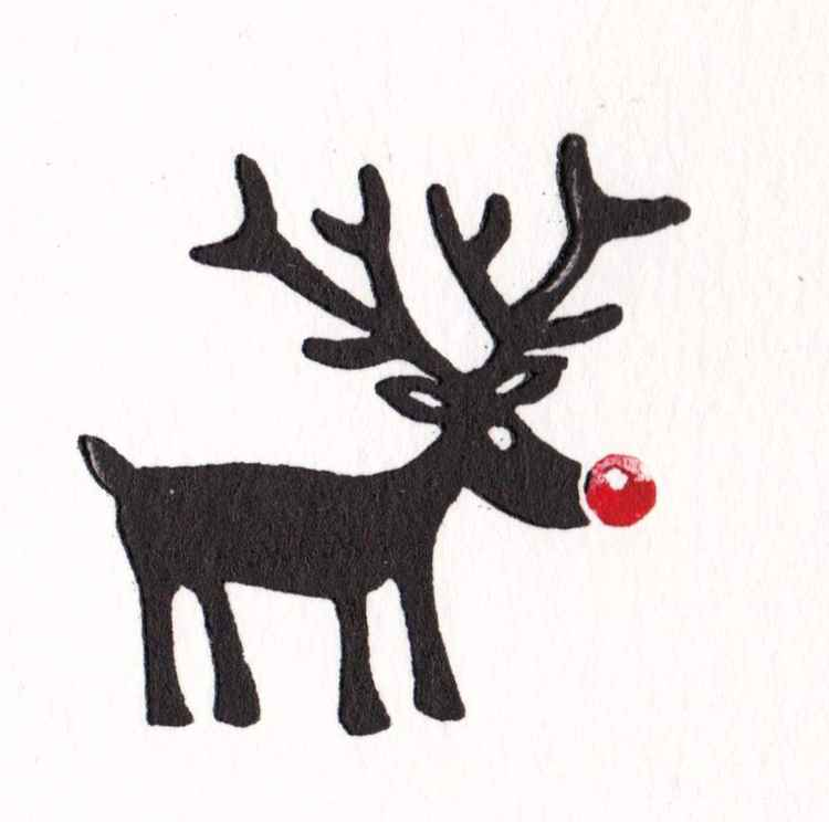 Little reindeer -