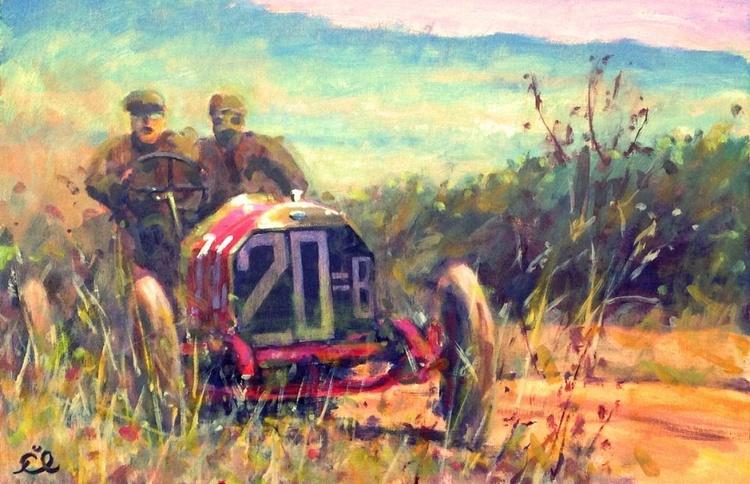 Targa 1907 - Image 0