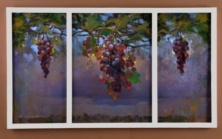 Grapes (triptih) - Image 0