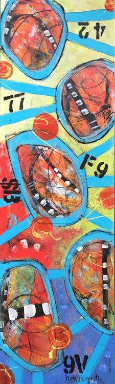 "Original Painting - ""The Fruit of Apollo"" - Image 0"