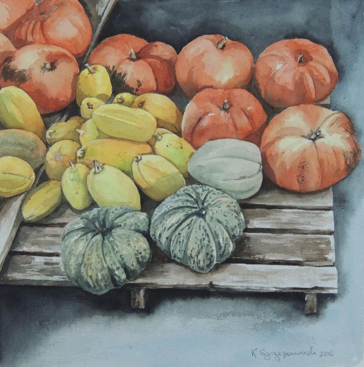 Pumpkin market - Image 0