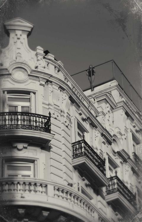 Madrid Balcony #11 - Image 0