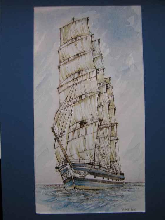 Under Full Sail -