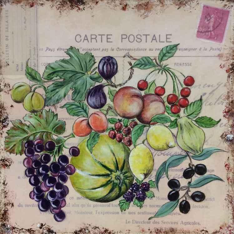 Fruits de Provence -