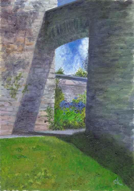 Aberglasney Arches 5 -