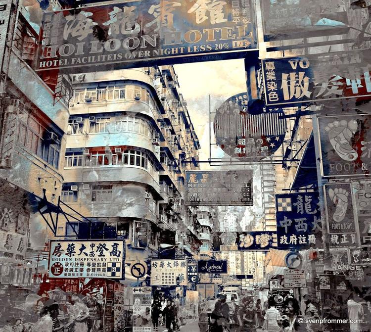 HONG KONG DOWNTOWN VI - Image 0