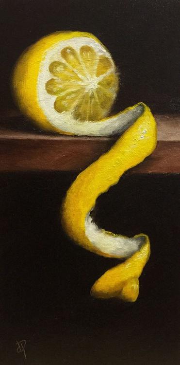long peeled Lemon - Image 0