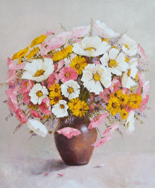 Warm-Colored Bouquet - Image 0