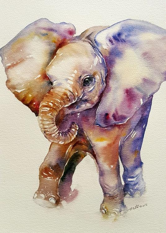 Bubbles _Baby Elephant - Image 0