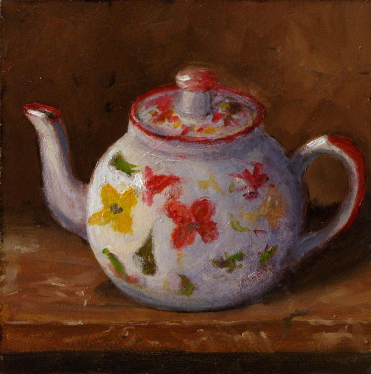 Daily Painting - 'Tea For One Point Five' - Image 0