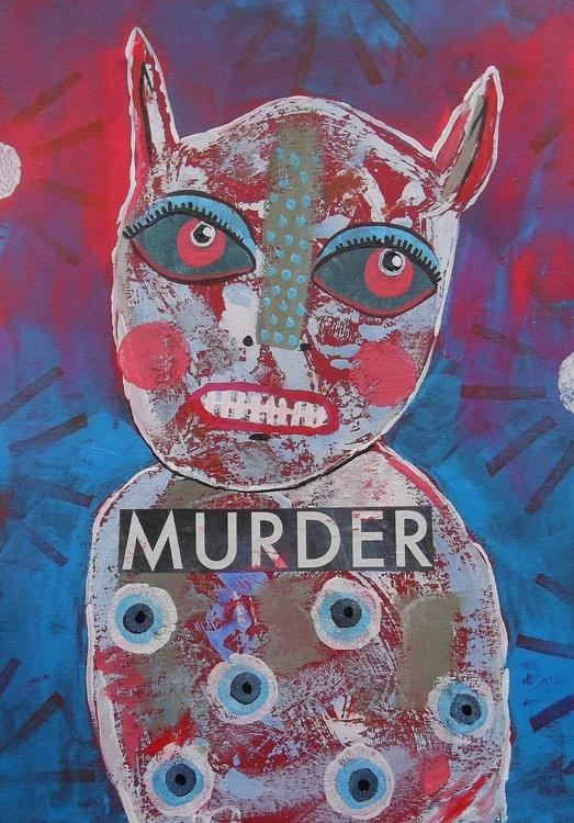 Murder Cat - Image 0