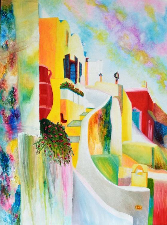 Santorini I - Image 0