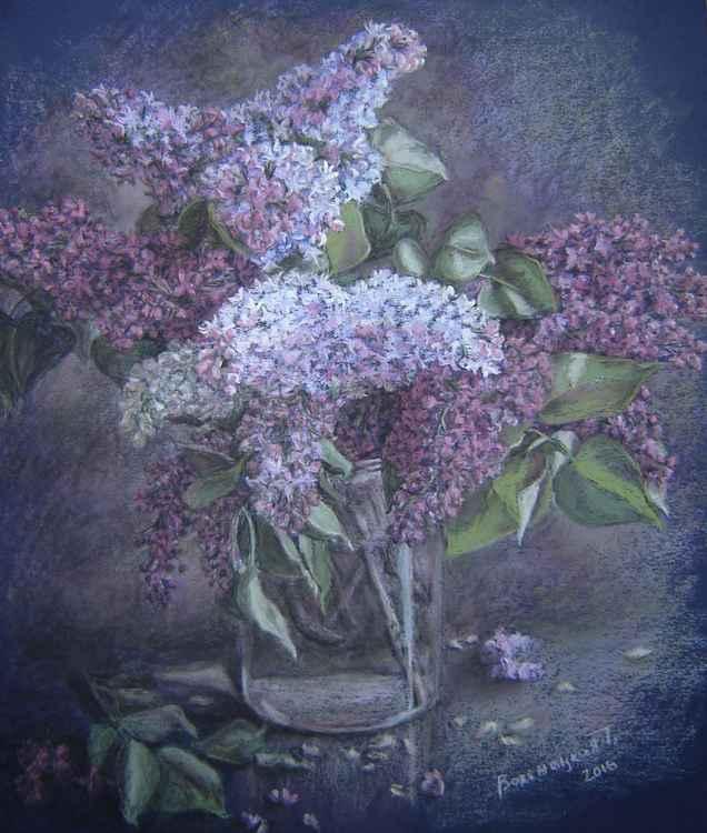 Lilac night. -