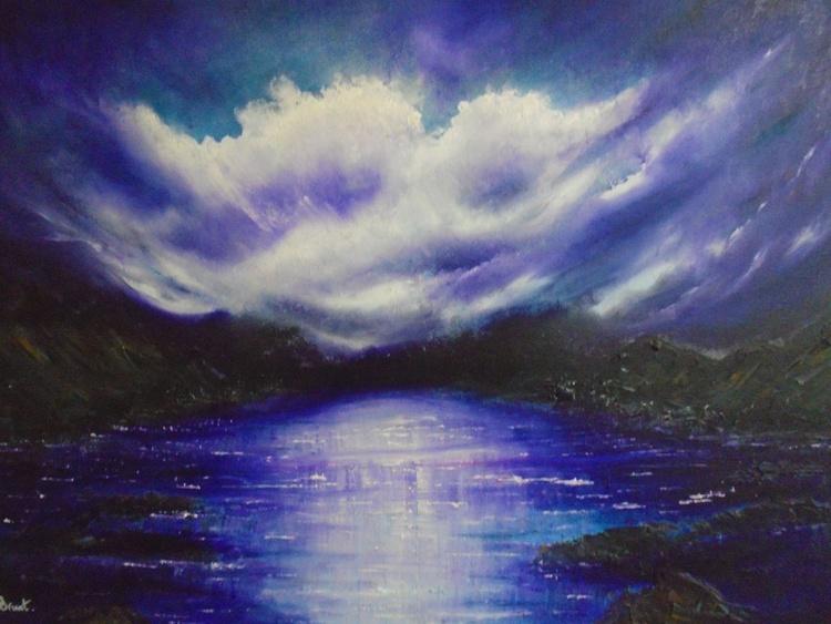 Violet lake - Image 0