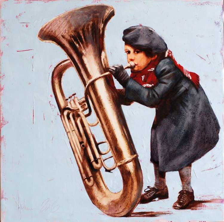 Daddy's trumpet - Image 0