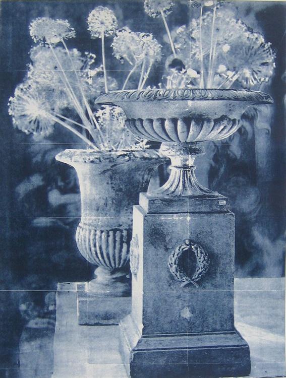 ' Allium Urns ' - Image 0