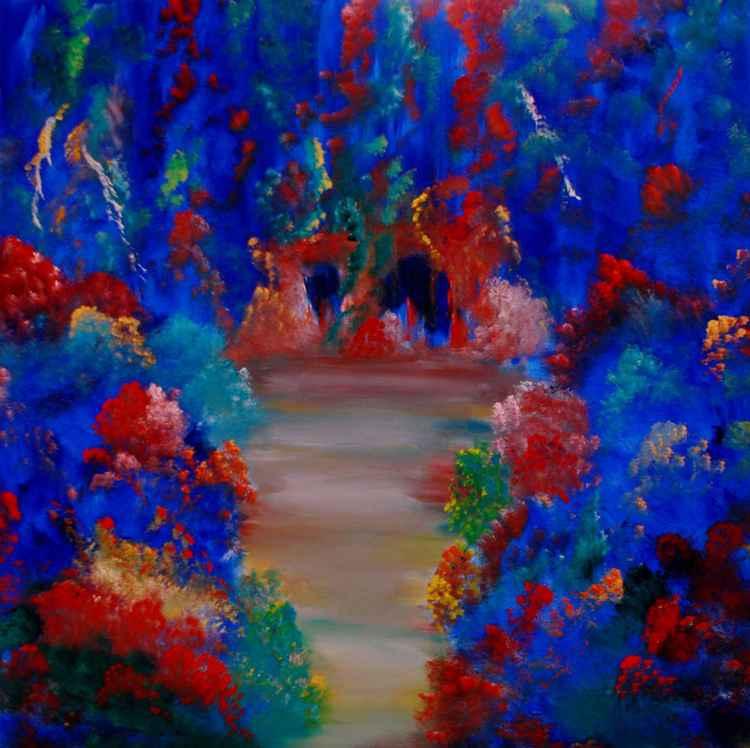 Autumn Garden -