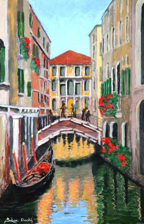 Venice Water Canal-2