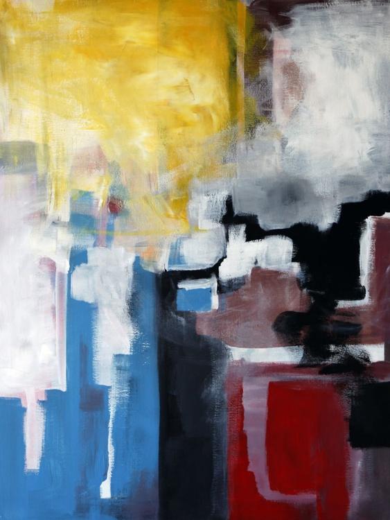 Summer. Composition #1, 70x90cm - Image 0